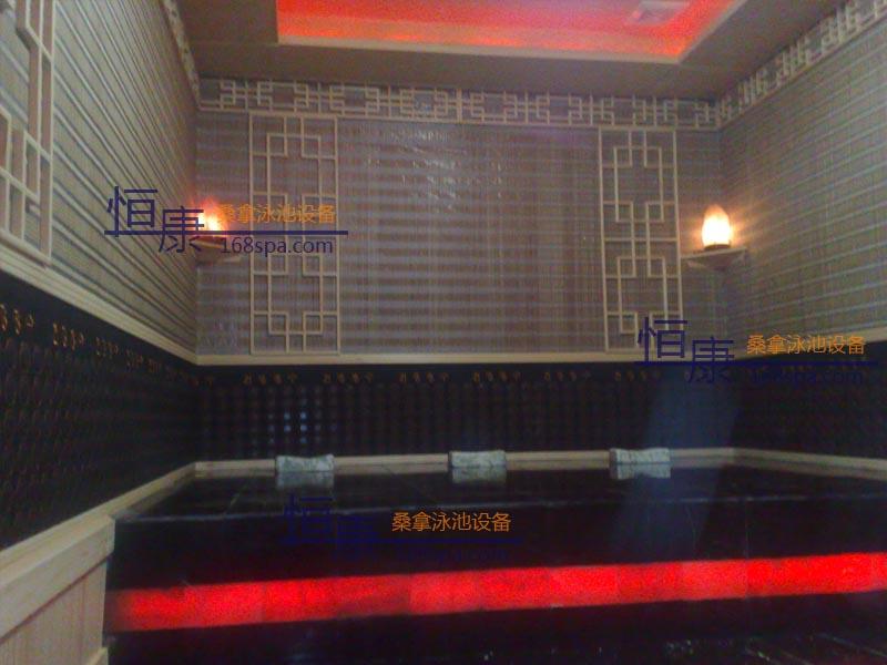 北京卡尔诗连锁店砭石岩盘浴