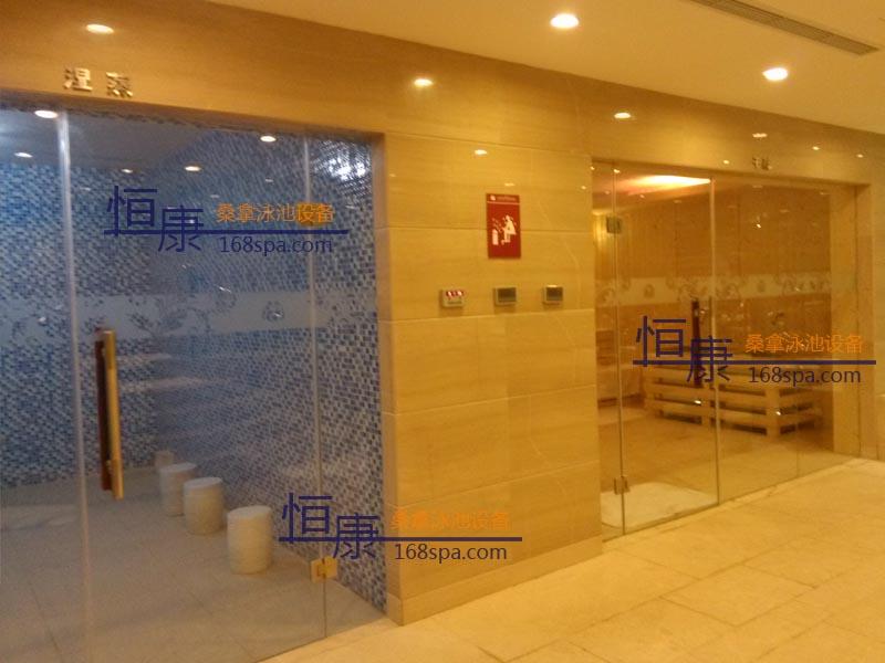北京石油阳光会议中心桑拿房蒸汽房