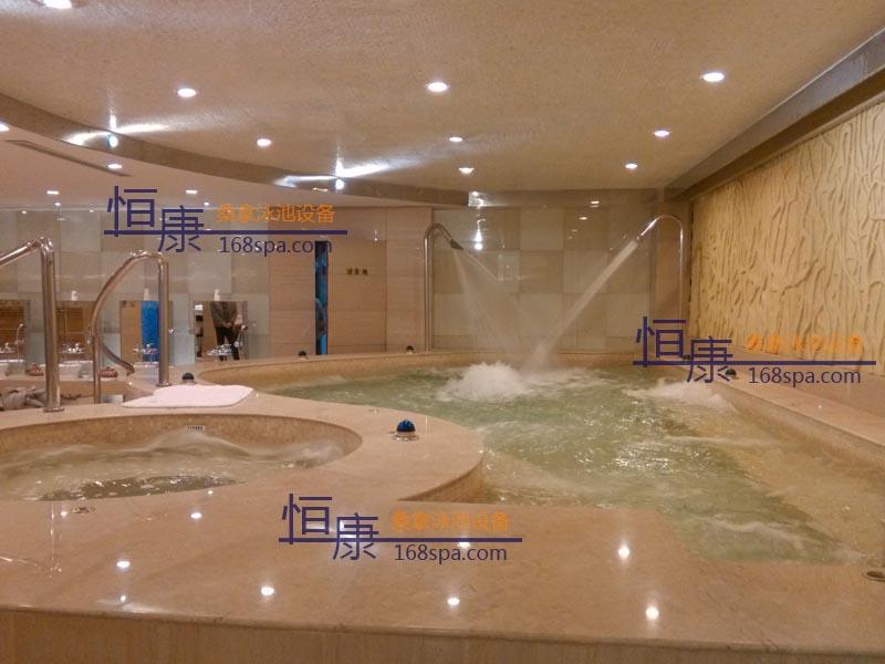 北京石油阳光会议中心水疗池