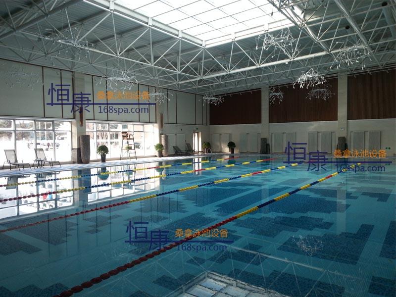 北京石油阳光会议中心游泳池01