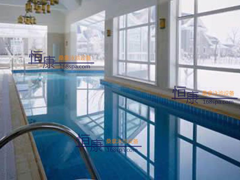 碧水庄园别墅游泳池01