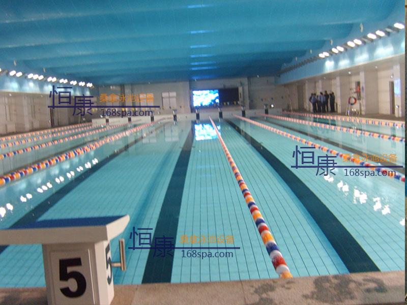北京某中学游泳池训练馆