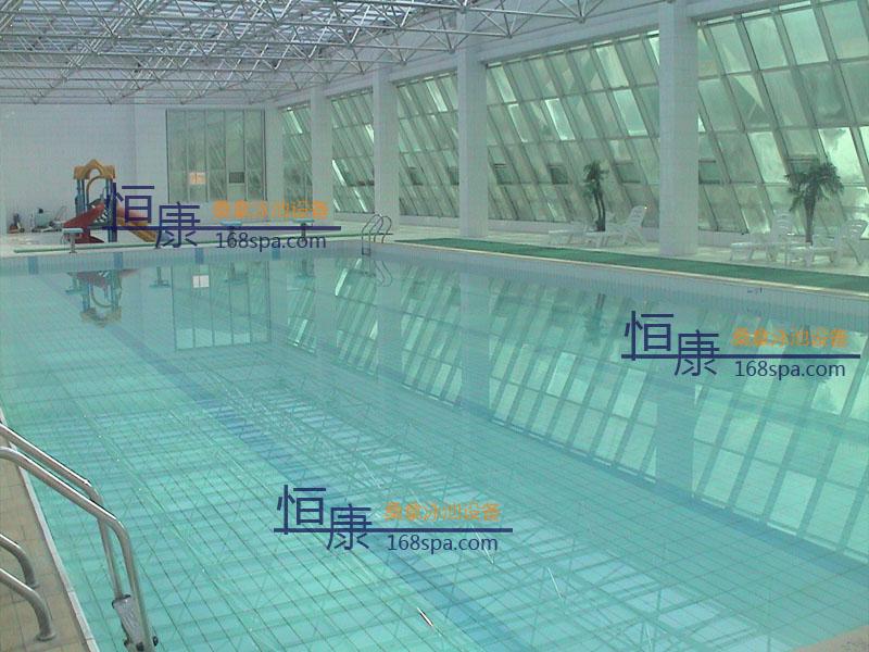 北京某单位游泳池